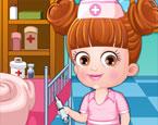 Doktor Hazel Bebek Giydir Yeni