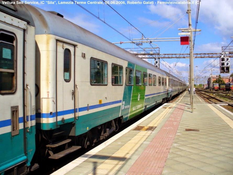 Treni In Partenza Da Roma Termini Per Villa San Giovanni