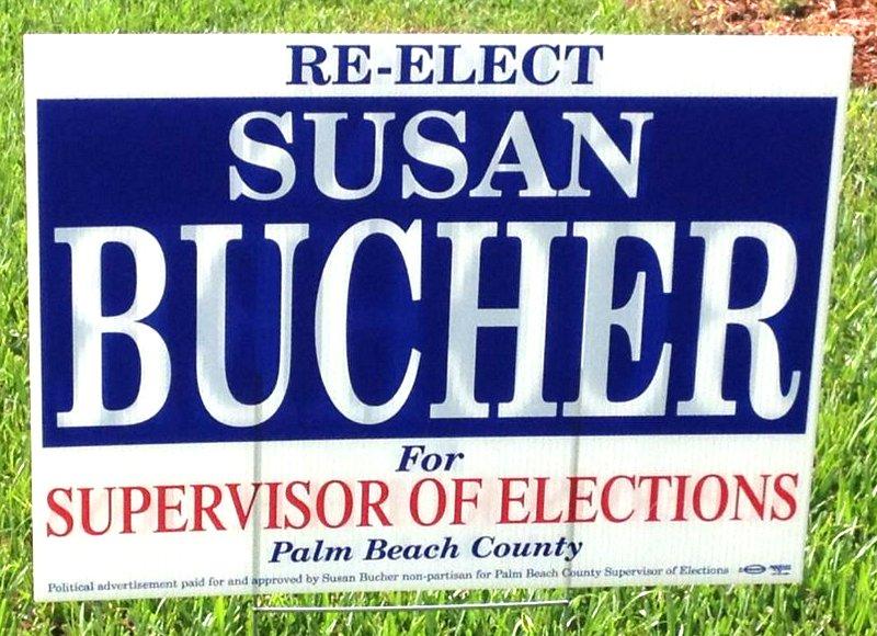 Vote for susan bucher