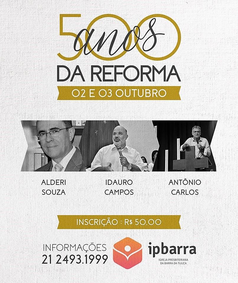 2 e 3 de outubro: Rio de Janeiro