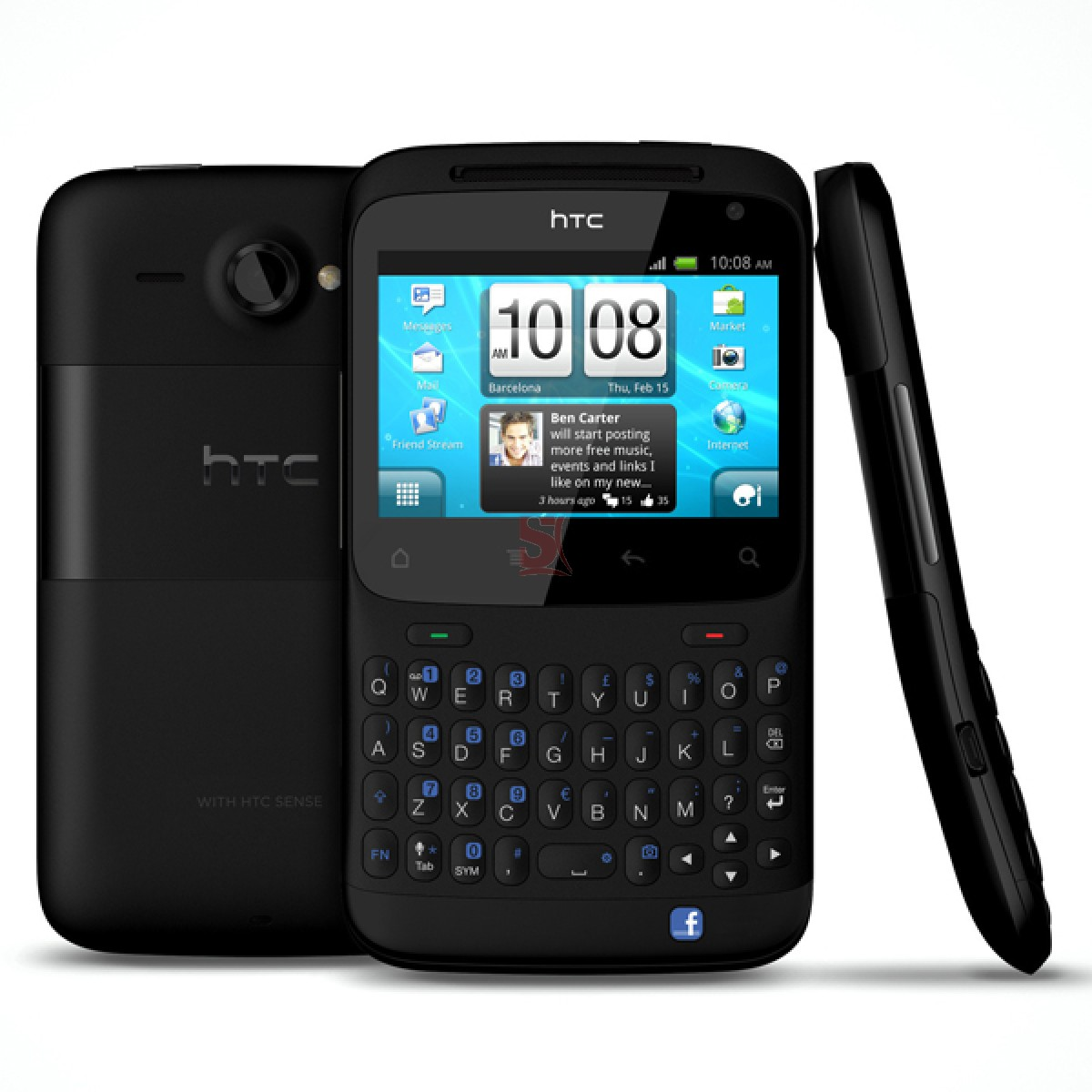 Camera Htc Qwerty Android Phones prices of cheap htc android smartphones in nigeria my smartphone chacha was released february 2011 it has a qwerty keyboard wlan wi fi 802 11 bg hotspot v3 0 bluethooth w