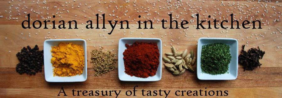 dorian allyn in the kitchen