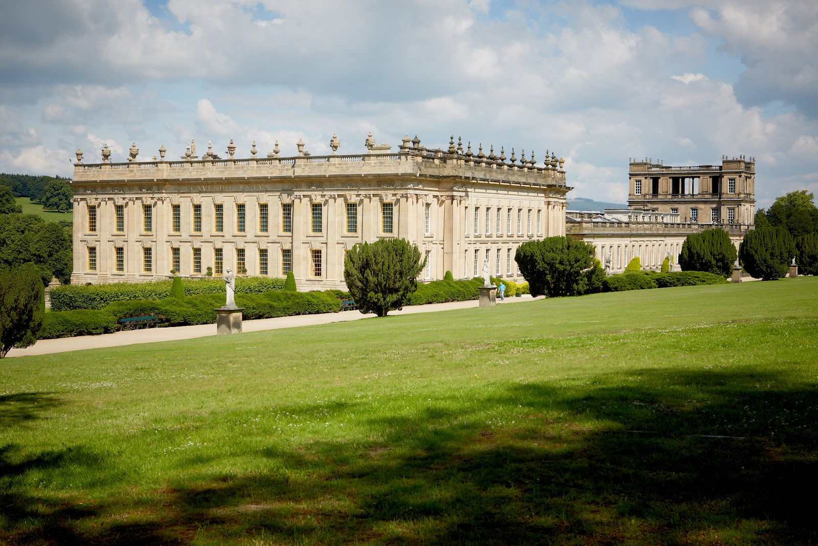 Our new free garden treasure hunt app! | Chatsworth