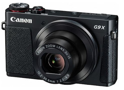 Buy the new Canon PowerShot G9 X Digital Camera