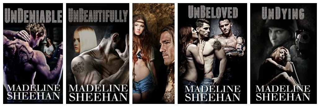 Undeniable series ~ Madeline Sheehan