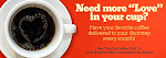 Just Love coffee roasters fundraiser