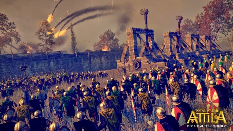 Download Total War Attila-3DM Free PC Games Full Version