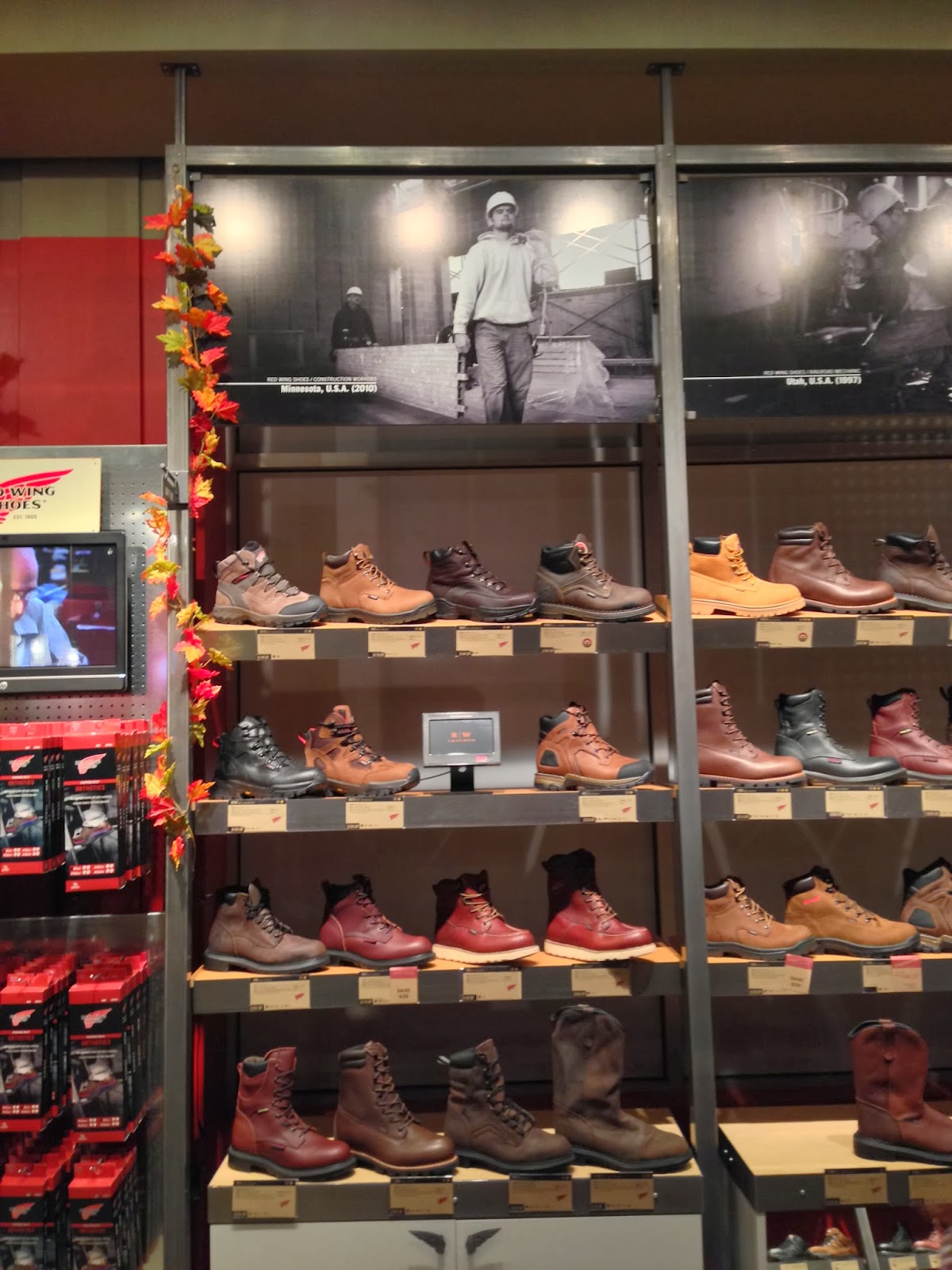 The american made guide to life store spotlight red wing shoes store spotlight red wing shoes sciox Images