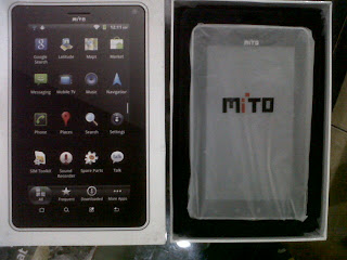 Mito T500 Tablet Android