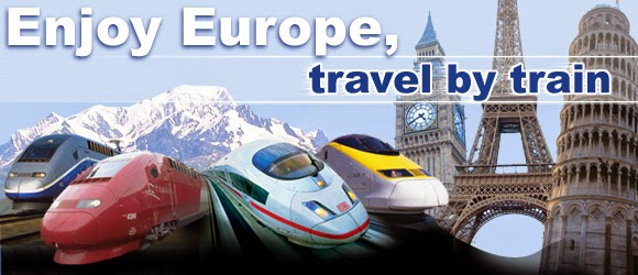 Enjoy Europe Travel by Train