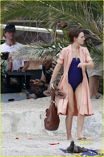 Leighton Meester in Monte Carlo