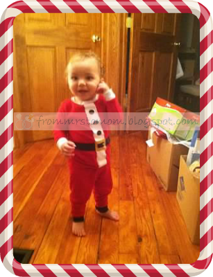 Toddler Boy Christmas pajamas