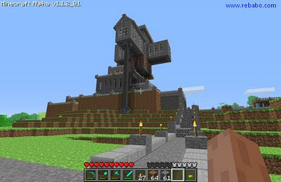 screenshoot minecraft multiplayer