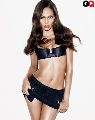 joan-smalls-outtake-01 The Wild Thing: Joan Smalls pour GQ