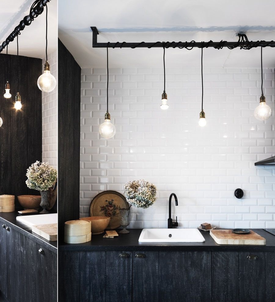Industrial Lighting Kitchen The 17 Best Images About Kitchen Rustic Industrial On Pinterest