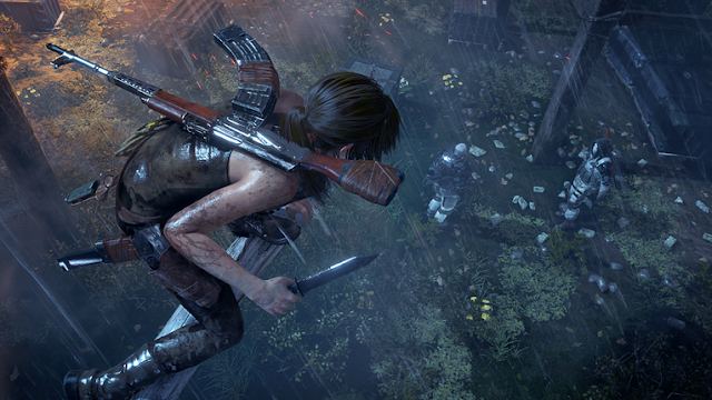 Rise of The Tomb Raider revisão
