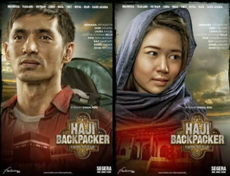 Film Haji Backpacker