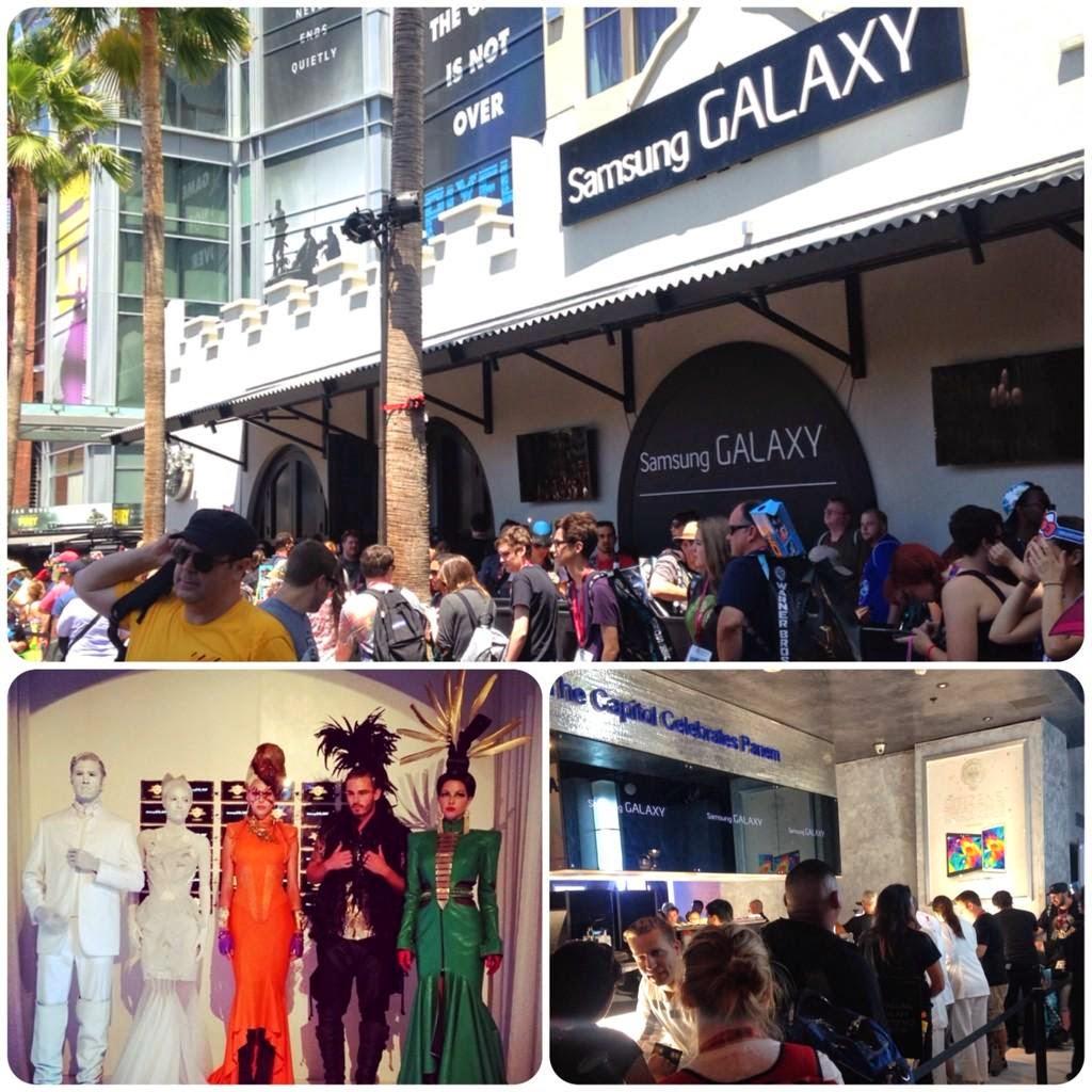 Mockingjay Comic-Con 2014 SDCC