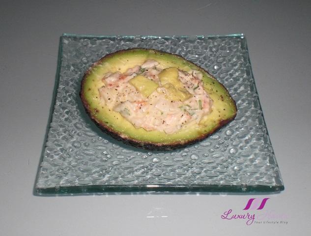 healthy recipes benefits of avocado crabmeat salad