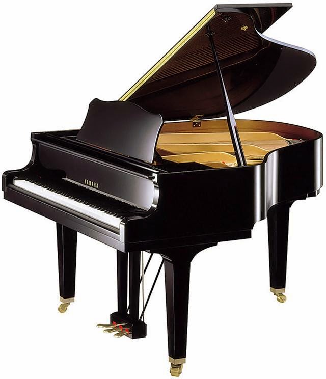 Yamaha Grand Piano (The GB1K)