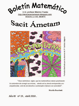 Boletín Sacit Ámetam nº 19