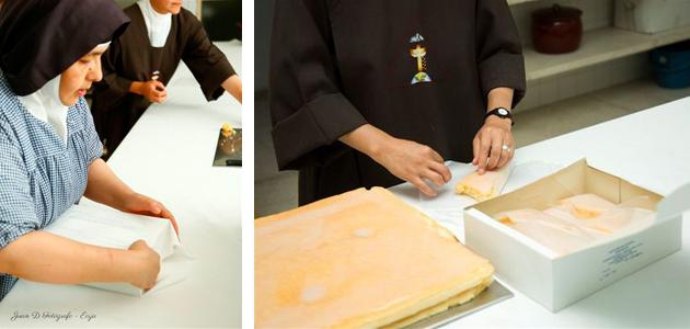 dulces artesanos ecija bizcocho marroquies convento