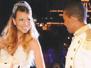 Nick Cannon and Mariah Carey renewed their vows in Disneyland because they like to 'dress up'