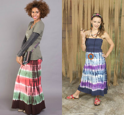 tiedye+skirt+and+dress - Why Skirt-Dresses Are So Great