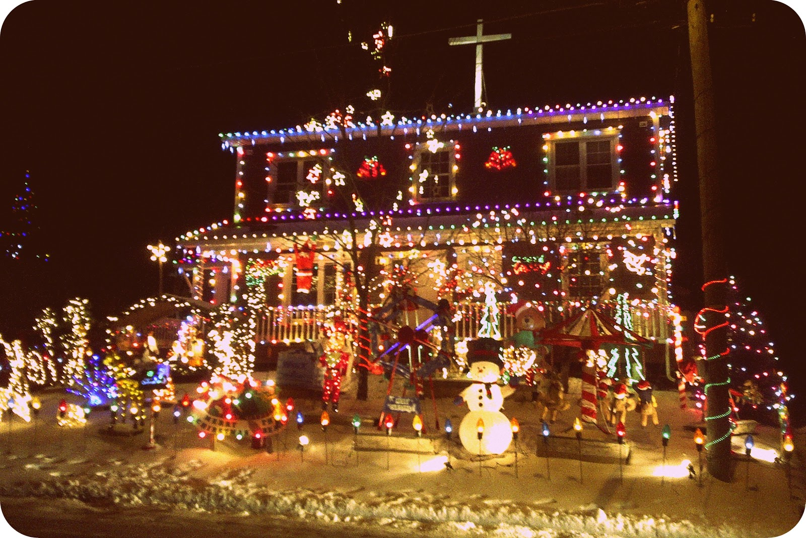 check out the christmas lights - How To Check Christmas Lights
