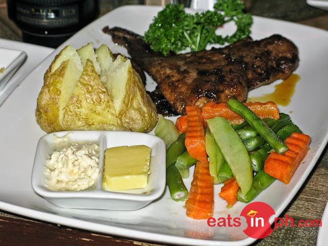 Blackened Catfish  from Cottage Kitchen Cafe in Angeles City Pampanga