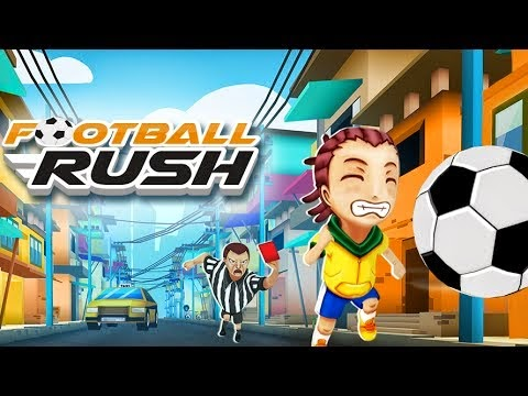 Football Rush 2014: Brazil v1.0 APK  Mod [Unlimited]