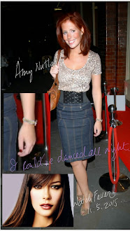 Amy Nuttal wears Rolex Date Just two tone
