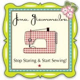 My fav sewing gal, Jona Giammalva