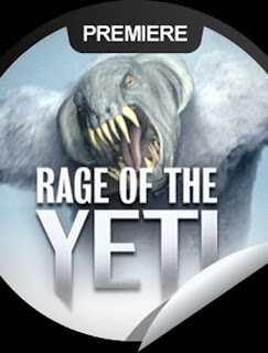 Ver Rage of the yeti (2011) Online
