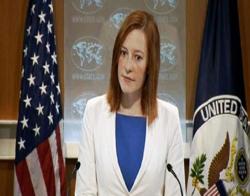 """الخارجية الأمريكية: إعلان قيام الخلافة الإسلامية """"لا يعني شيئاً"""""""