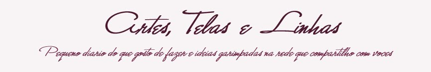 ARTES TELAS E LINHAS