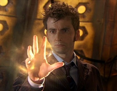 10th and 11th doctor meet war regeneration