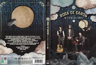 DVD Rosa De Saron – Acústico E Ao Vivo 2015