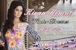 Kiran Komal Winter Prints