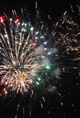 photo of: Fireworks for the Fourth of July