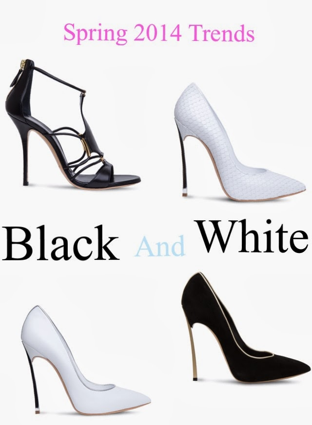 Black heels, white pumps, white heels, Casadei, Spring 2014 Trends: Black and white, Sandals, Fashion blog, fashion blogger, style, California Fashion Blog, PS Lily Boutique