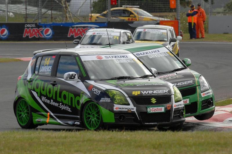 New Zealand Suzuki Swift Sport Cup, budżetowe samochody do sportu, wyścigów, japońska motoryzacja, auta z Japonii, galeria, zdjęcia