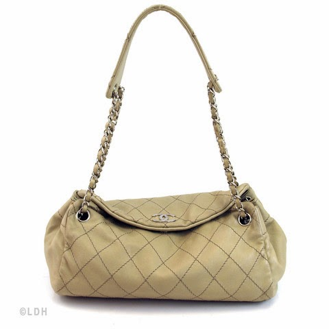 buy Chanel Lambskin Shoulder Bag (Authentic Pre Owned)