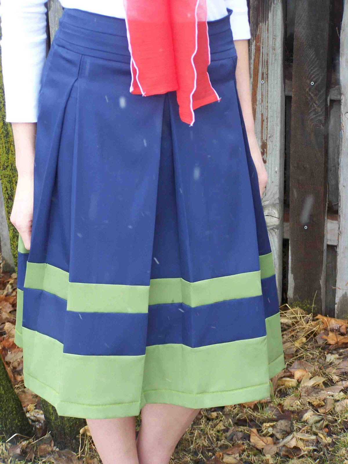 how to add a pleat to pants pattern