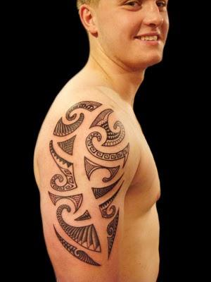 Tatuagens Tribais no Braço