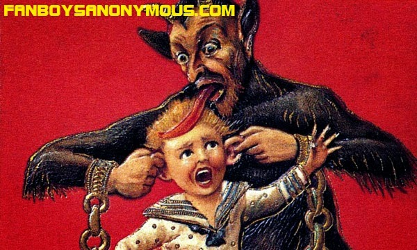 Scandinavian/German myth The Krampus set for Kevin Smith Christmas movie