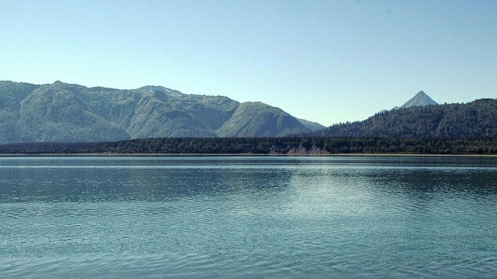Las huellas del cambio climático en Alaska durante más de 100 años Muir+Glacier+and+Inlet+(2005)+-+This+is+Alaska's+Muir+Glacier+&+Inlet+in+1895.+Get+Ready+to+Be+Shocked+When+You+See+What+it+Looks+Like+Now.