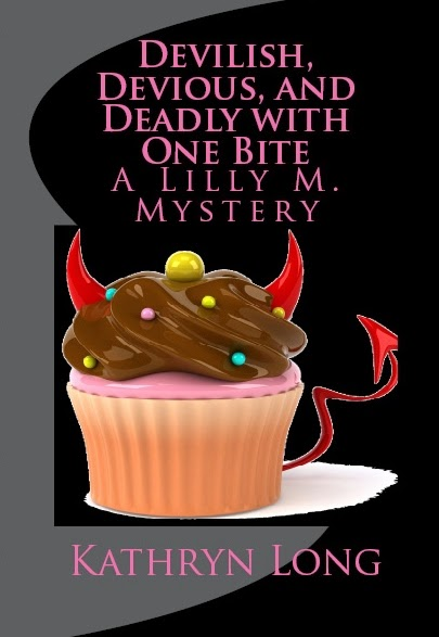 DEVILISH, DEVIOUS, AND DEADLY WITH ONE BITE