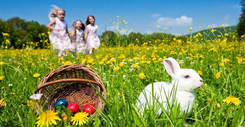 The Legend Of The Easter Bunny