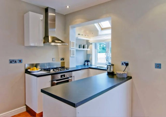 Kitchen Design for Small Apartments Modern House Pictures
